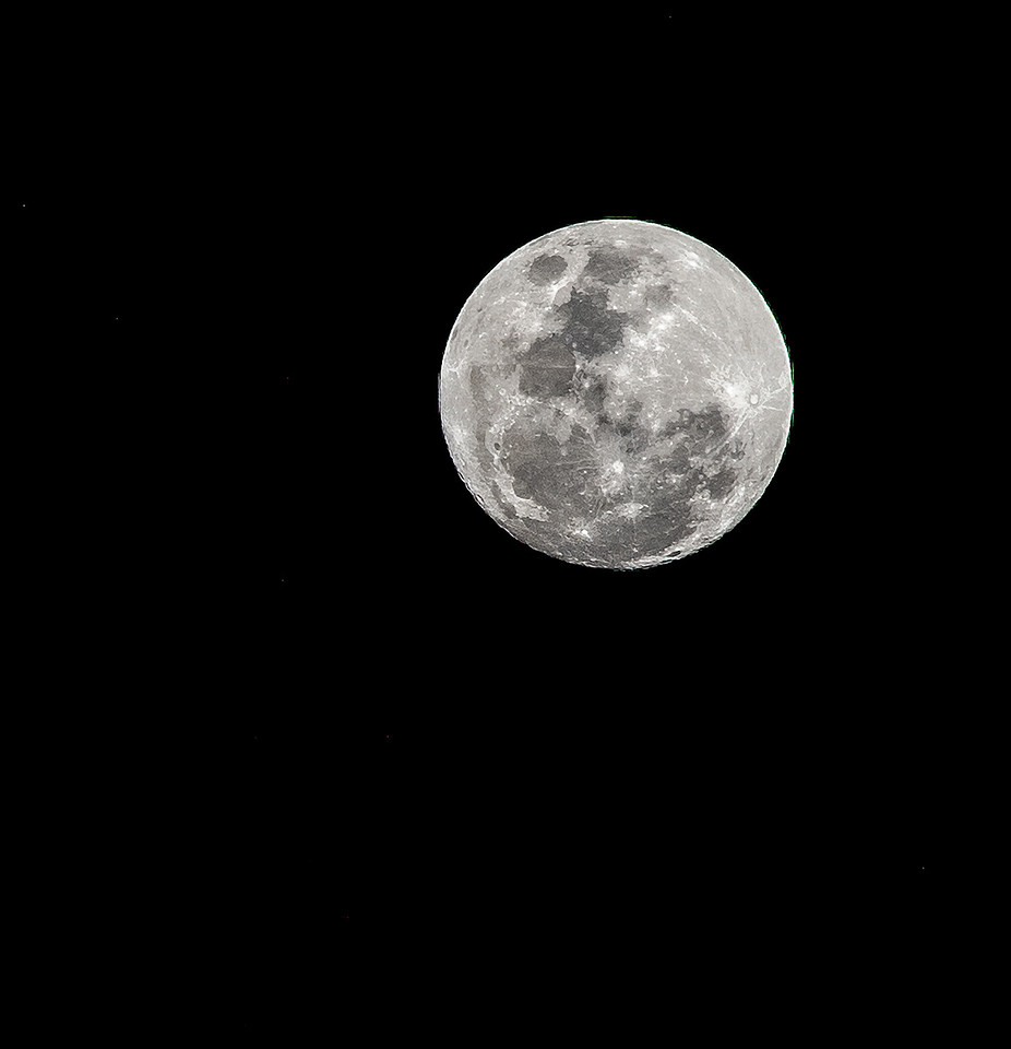 Full Moon over Playa