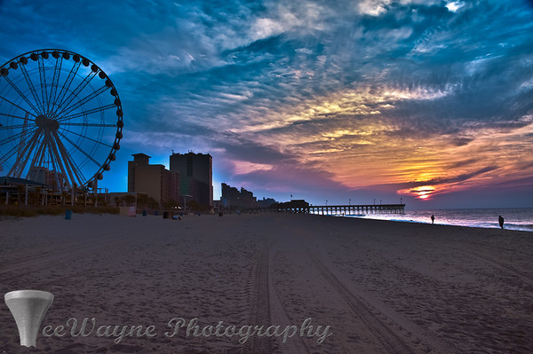 Sunrise Skywheel,