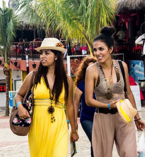 Playa Del Carmen, Street Photography