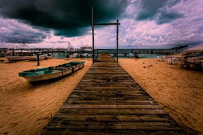 Boardwalk Isla Mujeres