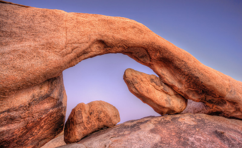 Arch Rock Joshua Tree National Park, Ca