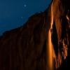 Horsetail Firefalls by Moonlight (Print Version)