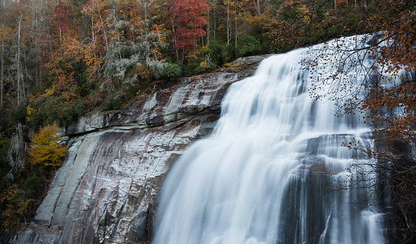 Fall at Rainbow Falls
