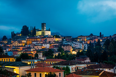 The Dusk of Tuscany
