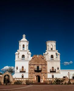 Mission San Xaveir del Bac 1783