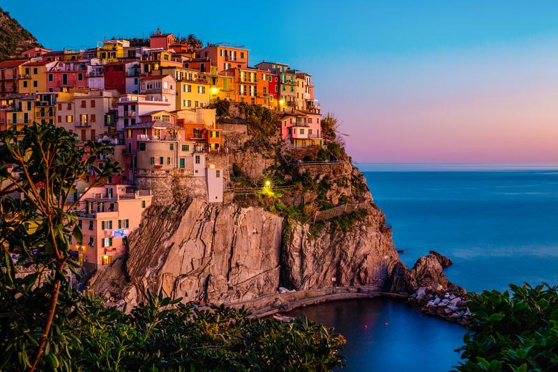 Hues of Cinque Terre