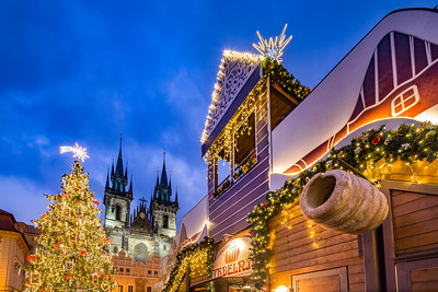 Christmas Old Town