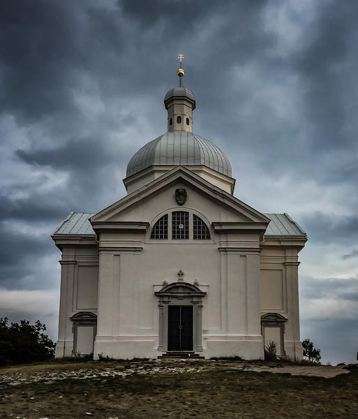 St. Sebastian Chapel
