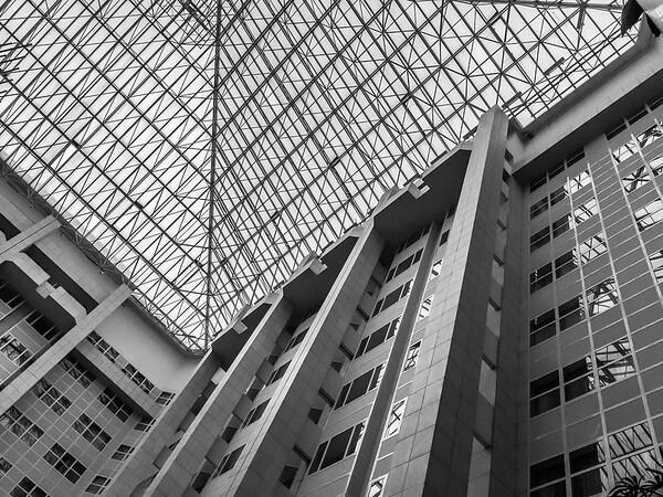Hilton Prague Atrium