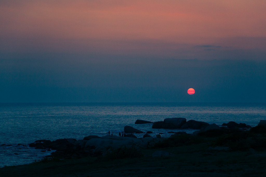 Sun & Horizon