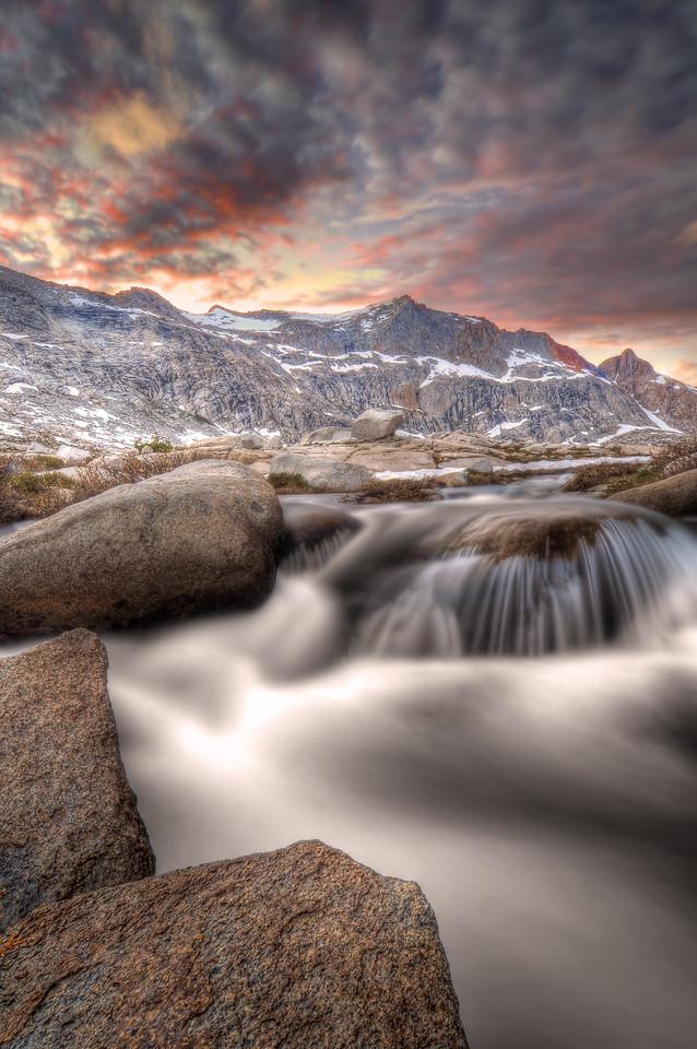 Big Arroyo Creek (Sunset)