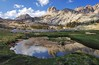 Reflections in the Miter Basin