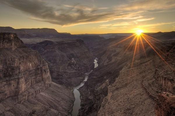 Toroweap (Sunset) Grand Canyon National Park, Arizona. Copyright © 2011 All rights reserved.