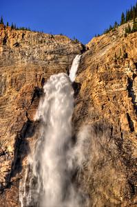 Takakkaw Falls Yoho National Park, Alberta Canada.  Copyright © 2009 All rights reserved.