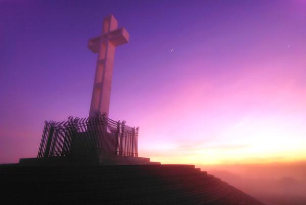 Mount Soledad La Jolla, California.  Copyright © 2008 All rights reserved.