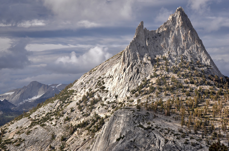 Cathedral Peak and Mount Conness<br /> Yosemite National Park, California.<br /> Copyright © 2011<br /> All rights reserved.