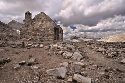 John Muir Cabin at Muir Pass