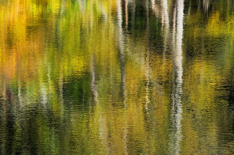 Reflections On Ogle Lake #2