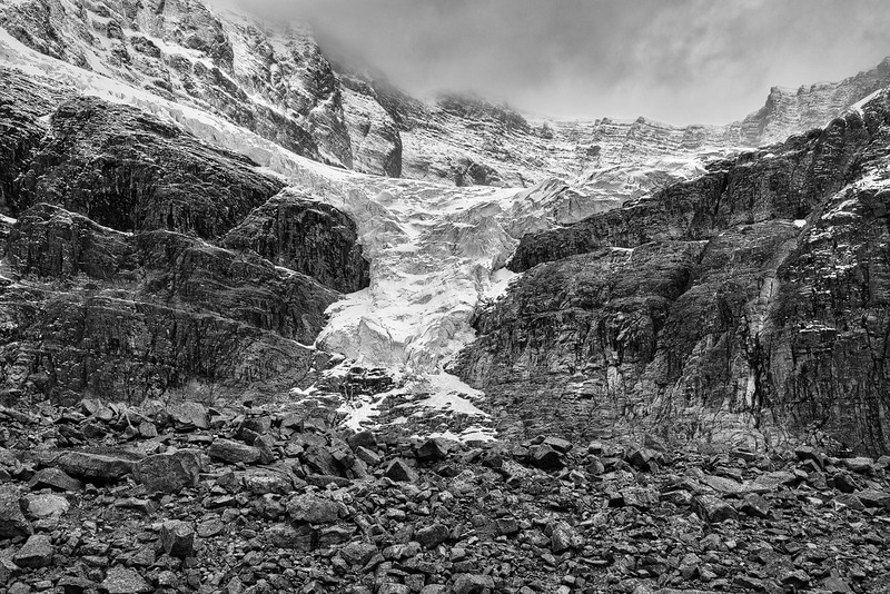 Angel Glacier - Jasper National Park
