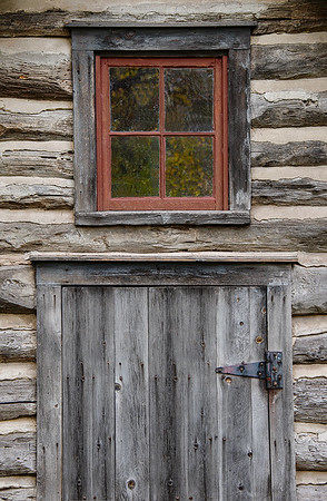 Red Window, Bailey Homestead
