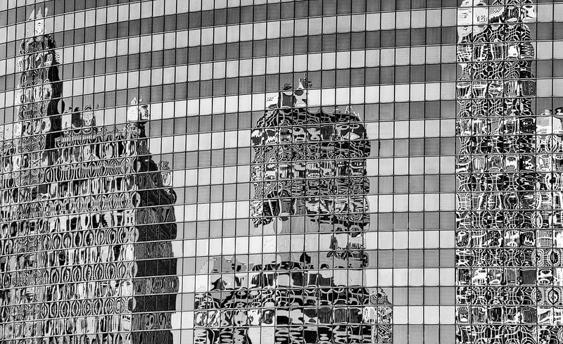 Building Reflections; Chicago