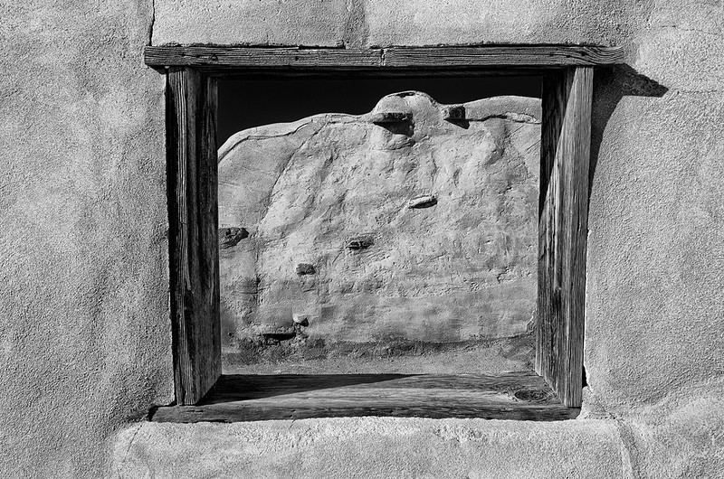 Tumacacori Convento Ruins Window