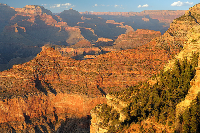 Grand Canyon From Yavapai Point