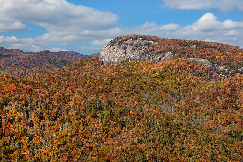 Looking Glass Rock, Autumn