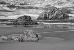 Face Rock At Bandon Beach