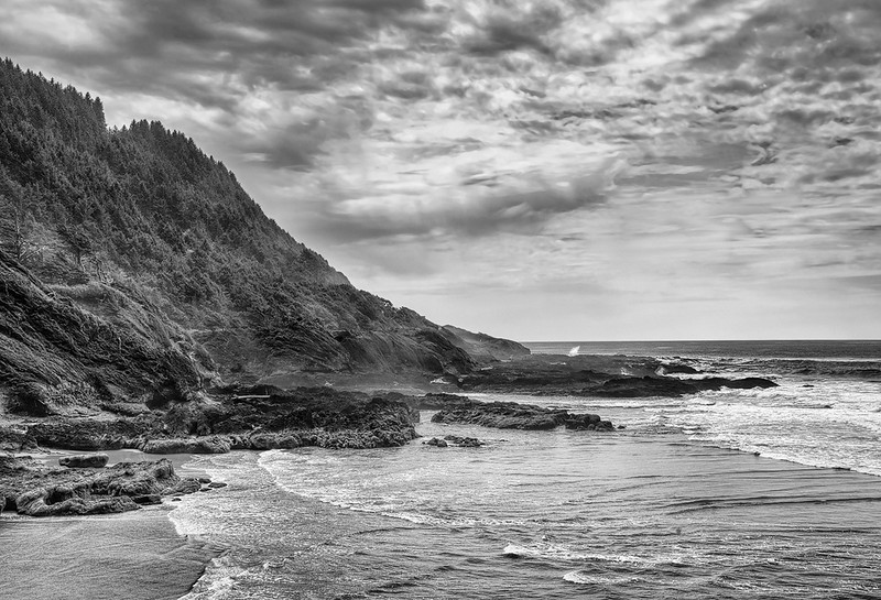 Cape Perpetua Headlands