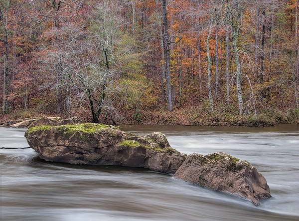Sweetwater Creek, Autumn