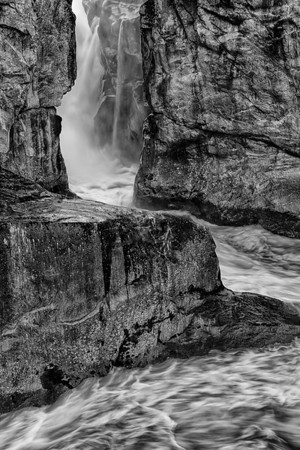 Nairn Falls - British Columbia
