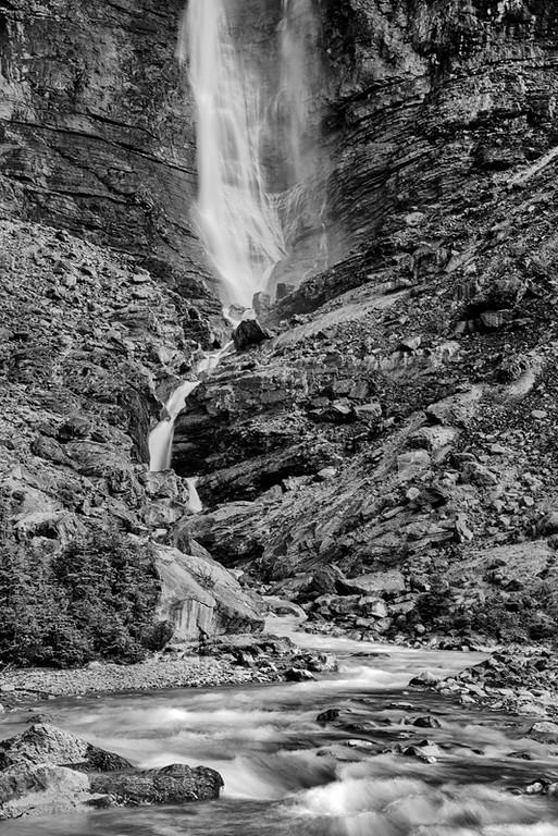 Takakka Falls - Yoho National Park