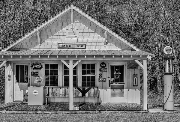 Franklin's Store