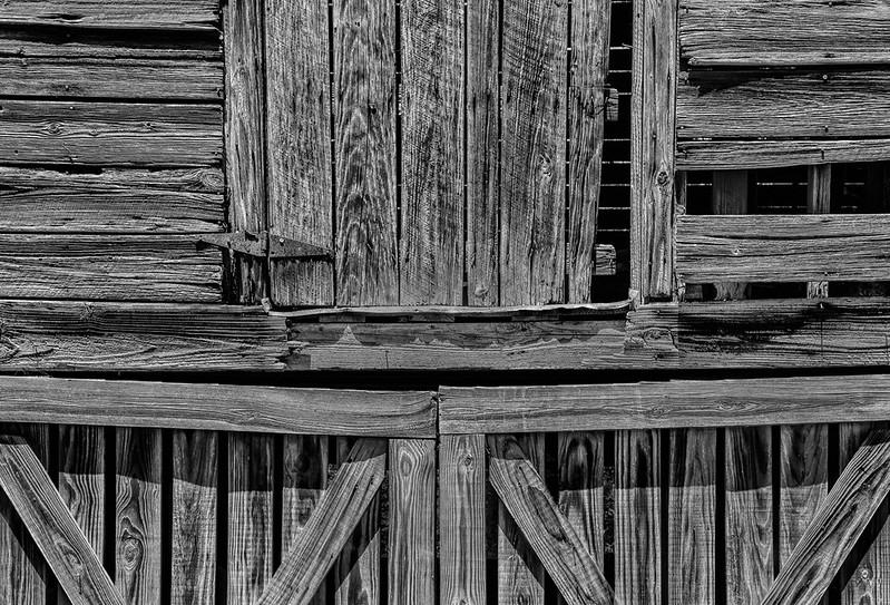 Abandoned Barn - Chattahoochee Hills, GA