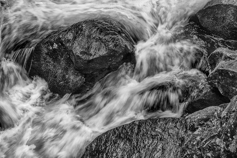 Chattooga River Abstract