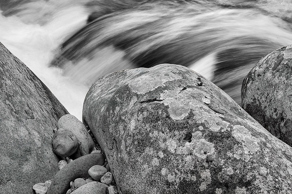 Whitewater & Rock Study On Little Pigeon River #3