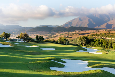 Finca Cortesin 18th, Andalusia, Spain