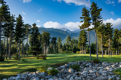 Pirin Golf, Pines Course 4th, Bulgaria