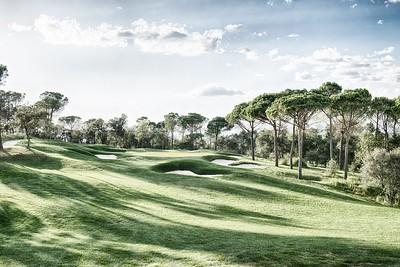 PGA Catalunya Stadium 6th (Silver), Girona Spain
