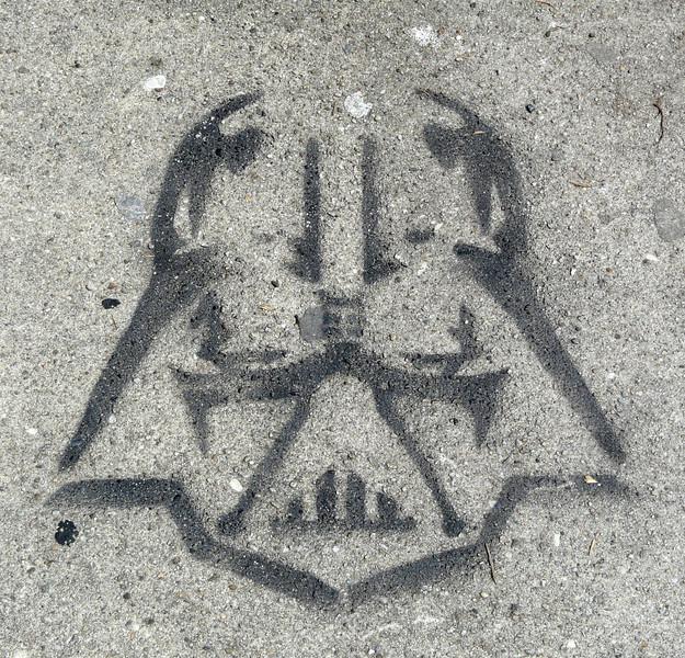 Darth Sidewalk