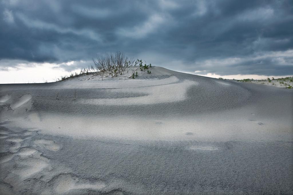 Title:  Shifting Dunes