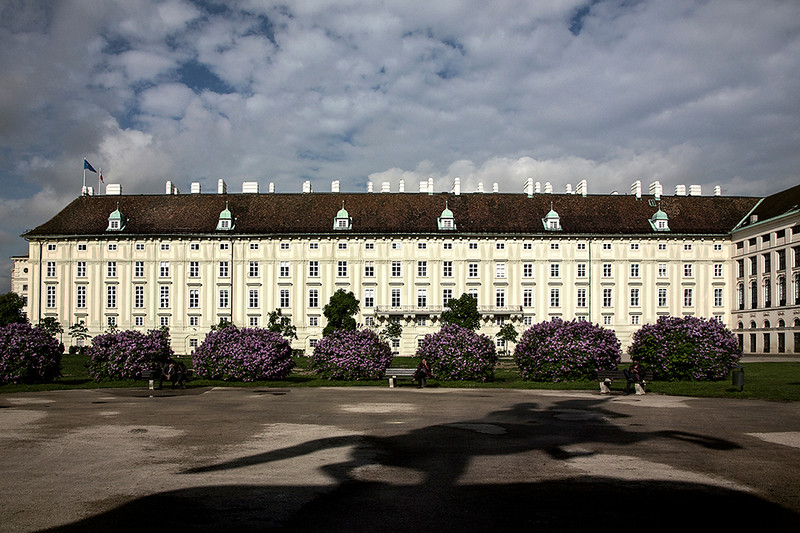 Leopoldine Wing, Hofburg Imperial Palace
