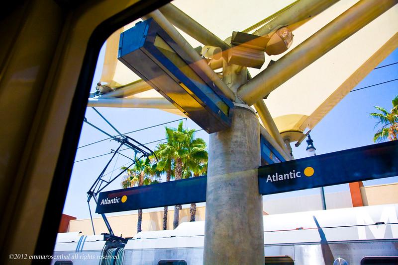 Gold/Rush: Atlantic Blvd Station