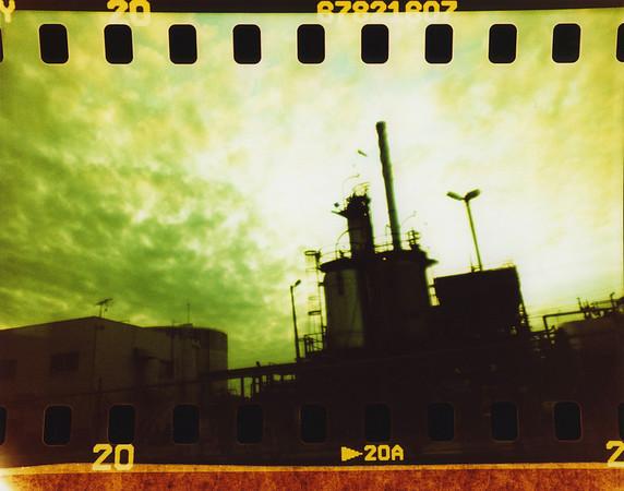 Refinery, Wilmington, CA