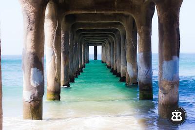 Sea Green Pier