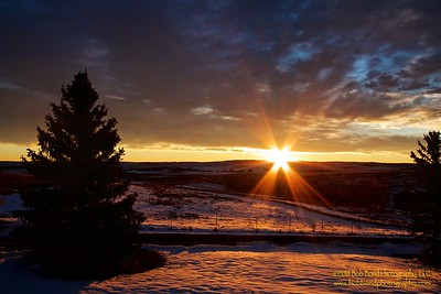 Kiowa Sunrise