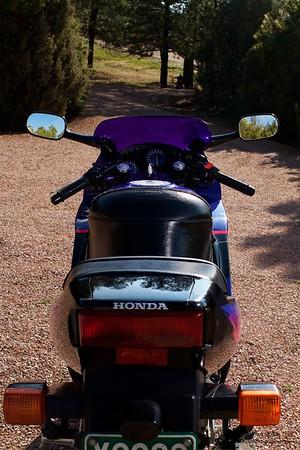 Honda CBR600F2  8