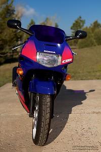 Honda CBR600F2  4