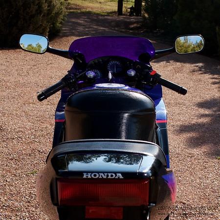 Honda CBR600F2  7